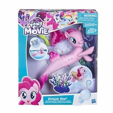 My Little Pony: The Movie Pinkie Pie Swimming Seapony Toy Doll Playset Kids