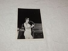 "Grateful Dead - Bob Weir  5"" x 7"" - Black & White Print from 1978 - Cool Shot!"