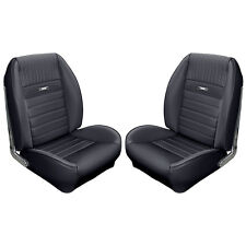 1964 1965 1966 Mustang Coupe Black Sport II Upholstery Pony Interior Foam TMI