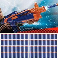 100/200 7.2cm Refill Foam Darts  Nerf N-strike Elite Series Blasters bullets