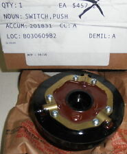 Milnor Push Switch 012B Commercial Laundry 5930-01-382-4515