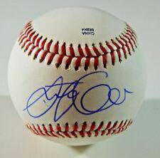 Stefan Crichton Signed Baseball Baltimore Orioles autographed