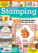 Creative Stamping Magazine Issue 53 With A4 Debbi Moore Shoes Dress STAMPS
