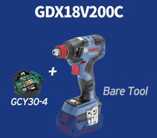 Bosch GDX 18V 200C 2-in-1 EC Brushless 147mm 200Nm 3,400rpm GCY30-4 / Bare Tool