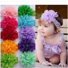 Enfant Bébé Enfant En Bas âge Dentelle Fleur Bandeau Bandeau Accessoire Coiffure