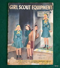 SPRING 1944 EDITION GIRL SCOUT EQUIPMENT CATALOG - LEADER'S EDITION