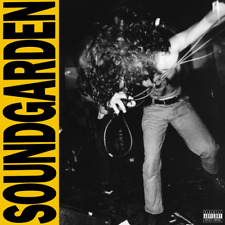 SOUNDGARDEN-LOUDER THAN LOVE-JAPAN CD Ltd/Ed B63
