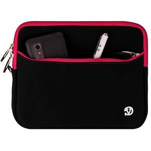 """Tablet Neoprene Sleeve Pouch Case Bag For 8"""" Samsung Galaxy Tab A/ Lenovo Tab E8"""