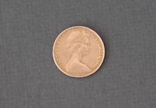 Australia 1966 RARE 10c ten cent coin Lyrebird QEII