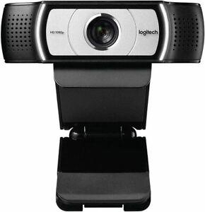 Logitech Webcam C930e  960-000976 (Free Postage)