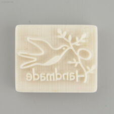 5A53 DIY Silicon Soap Soap Resin Mold Mould Pigeon Soap Stamps