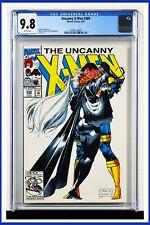 Uncanny X-Men #289 CGC Graded 9.8 Marvel June 1992 White Pages Comic Book
