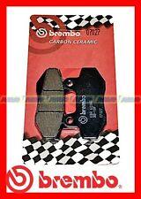 Pastillas Brembo Carbono Ant. Hyosung GT 125/250 Cometa GT 650 Costumbre 07027