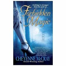 Forbidden Magic by Cheyenne McCray PB new
