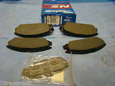 85 86 87 Prelude 88 89 Integra Accord Honda Integra Disc Brake Pads Pad Set Frnt