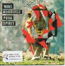 (AF113) Wave Machines, Punk Spirit - DJ CD