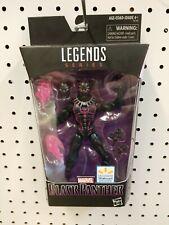 """Marvel Legends Black Panther Vibranium Suit Walmart Exclusive 6"""" figure NEW"""