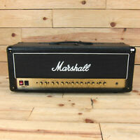 Marshall DSL100HR 100wt Valve Head w/Reverb and Effects Loop