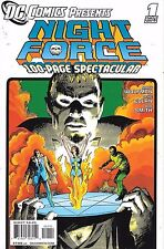 Night Force by Marv Wolfman & Gene Colan PB DC Comics Presents 2011 DC OOP
