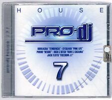 PRO DJ HOUSE vol. 7 CD F.C. SIGILLATO!!!