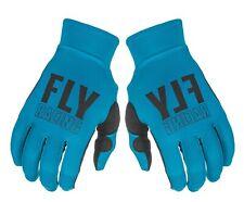 Fly Racing Pro Lite Gloves Black Blue Size 11 Men's Extra Large XL