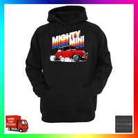 Mighty Mini Hoodie Hoody Cute BF GF Retro Unofficial Tribute Car Classic Xmas