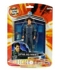 Doctor Dr. Who Series 1 - Captain Jack Harkness Action Figure with Sonic Blaster