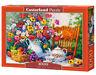 Castorland C-103836-2 - Time For Tea, Puzzle 1000 Teile - Neu