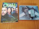 CSI COMPLETE SEASON 4 - 6 DVD - SPECIAL EDITION BOX CASTELLANO ENGLISH REGION 1