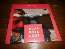 blue rose code  ebb & flow 1 track promo