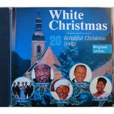 CD  - WHITE CHRISTMAS 20 BEAUTIFUL SONGS ( TWEEDE-HANDS / USED / OCCASION)