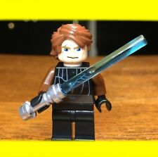 LEGO STAR WARS CLONE ANAKIN SKYWALKER JEDI AUTHENTIC MINIFIGURE BLUE EYES