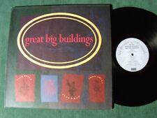 GREAT BIG BUILDINGS  LP 1990 LES DISQUES DU CREPUSCULE TWI 904 - NEW ROSE NR 335