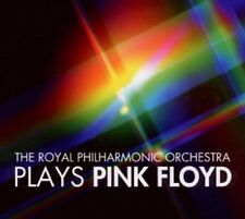Royal philharmonic orchestra-rpo plays pink Floyd (Deluxe) CD 9 tracks NEUF