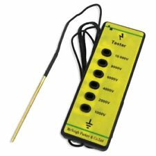 Fence Voltage Tester Farm Fencing Electric Solar Energiser P6S8