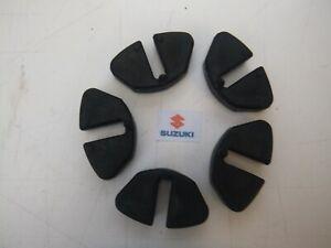 SUZUKI BANDIT GSF600 MK1 GSF 600 BANDIT REAR CUSH DRIVE RUBBERS 1995 - 1999