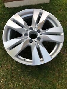 A212 4010402 Mercedes E-CLASS W212 5 Twin spoke Alloy Wheel 8.5x17 ET48 Refurbed