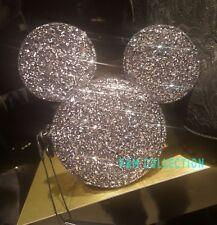BNWT Disney Mickey Minnie Mouse Ears Glitter Glittery Coin Purse Primark