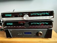 2 Logitech Transporters-1 With Transnav Knob-Excellent Cond-Network Music Player