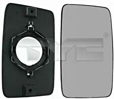 TYC Outside Wing Mirror Glass N/S=O/S Fits FIAT PEUGEOT CITROEN Ducato 8151H4