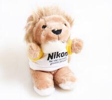 NIKON LION STUFFED ANIMAL