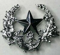 Cameronians (Scottish Rifles) Anodised Staybrite army cap badge