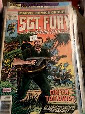 Marvel Comics SGT FURY And His HOWLING COMMANDOS #144