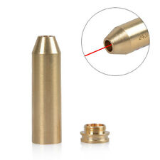 CAL .243/.308WIN/ 7MM-08REM Cartridge Red Laser Bore Sighter Bullet Shaped Brass