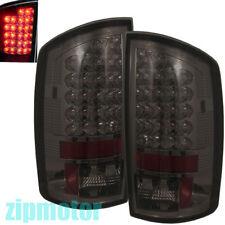 02-06 DODGE RAM LED ALTEZZA TAIL BRAKE LIGHT LAMP SMOKE