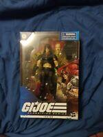 Hasbro GI Joe Classified Series Cobra in Hand Zartan 6 inch Action Figure