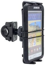 Arkon SM632 Bike Motorcycle Handlebar Mount for Amazon Fire, BlackBerry Passport