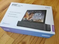 "Lenovo Smart Tab P10 64GB, Wi-Fi, 10.1"" FHD with Amazon Alexa and speaker dock"