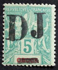 Sello SOMALÍS Stamp - Yvert y Tellier n°1 N (Col3)