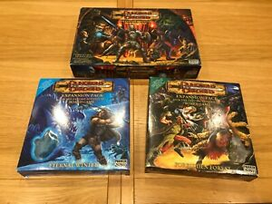 Dungeons and Dragons Fantasy Adventure game & Eternal Winter & Forbidden Forest